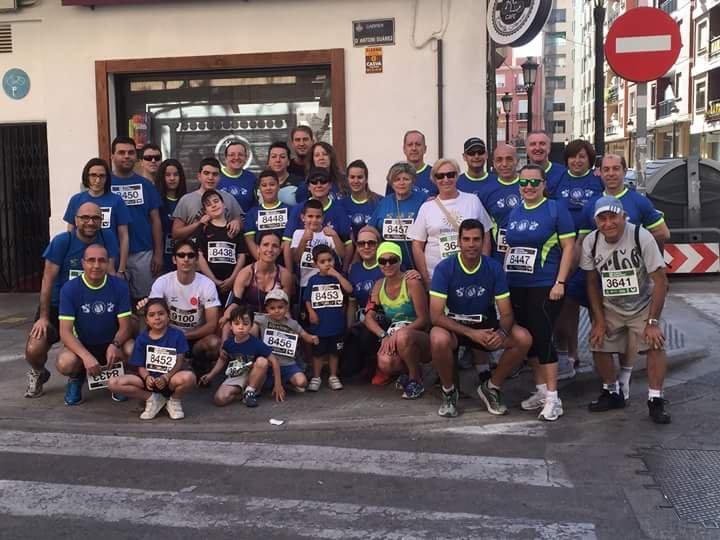 Volta a Peu Valencia 2015