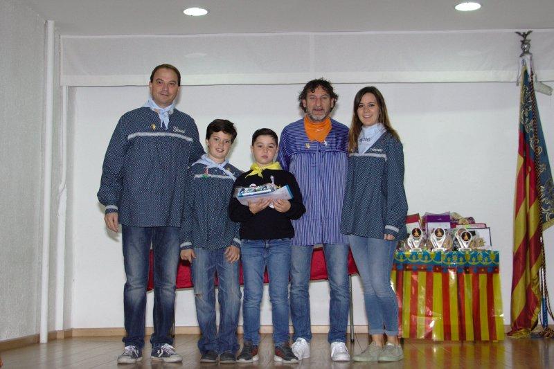 Recogida Premios Agrupación «Ximo Lloret Forment»