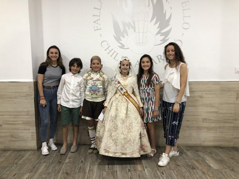Merienda de Infantiles y Hoguera de San Juan 2019