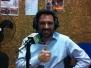 """20140206 Visita al programa de radio \""""La mesa de las fiestas\"""""""