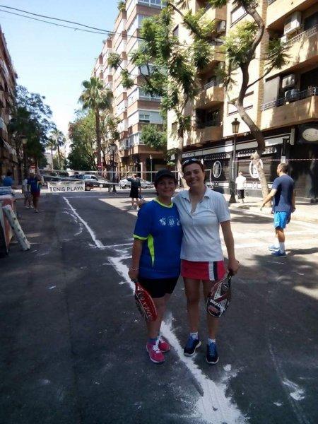 I Torneo Tenis Playa Sancho Tello