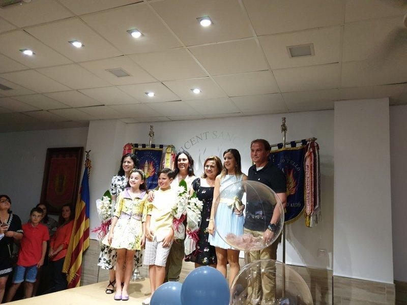 Despedida de María Martínez, Amparo Navarro y David Ramirez
