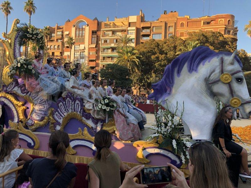 Batalla de Flores 2019