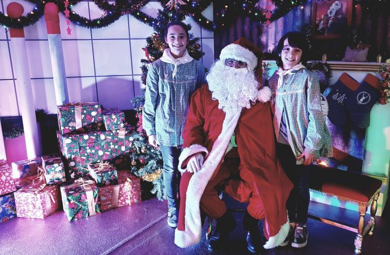 El barco de la Navidad ¡No te lo pierdas!