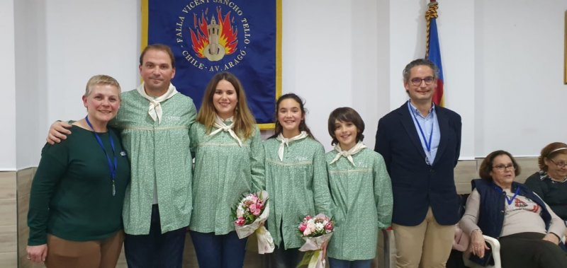 1ª Gala del Deporte Falla Vicente Sancho Tello