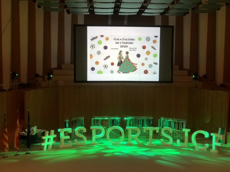 Gala del Deporte 2020 de JCF
