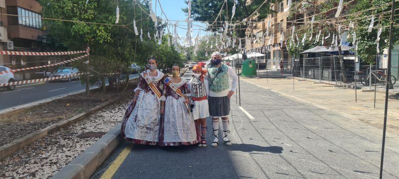 1ª Mascletà a cargo de la Pirotecnia Reyes Martí