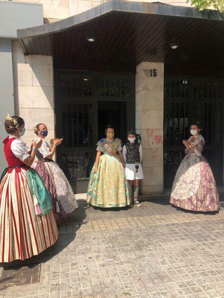 Pasacalles y 2ª Mascletà a cargo de la Pirotecnia Reyes Martí